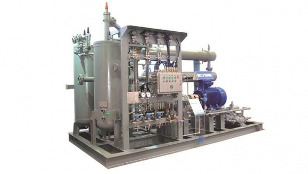 Cheap Screw Compressor Package (for Crude Stabilized Gas/APG/FGR) for sale