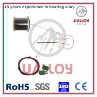 China Noble metal Thermocouple wire type B on sale