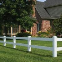 Best 2 rail horse fence-301 wholesale