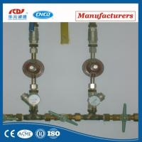 China Medical Gases Use For Oxygen Automatic Manifolds Filling on sale