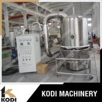 China Resin High Efficiency Fluid Bed Dryer GFG on sale