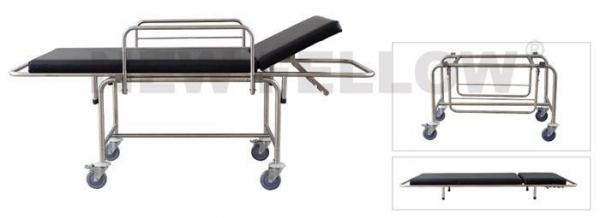 China Stainless steel Stretcher Trolley for operating room NF-E1-1