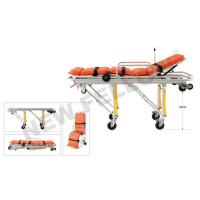 Best Foldable Ambulance Trolley Stretchers Auto Loading Ambulance for Patient Rescue NF-A3-1 wholesale