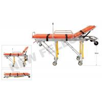 Buy cheap Ambulance Trolley Stretchers Auto Loading Foldable for Emergency Rescue NF-A3-3 from wholesalers