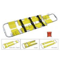 Best Aluminum Folding Scoop Stretcher Hospital Patient Transfer Stretcher NF-C2 wholesale