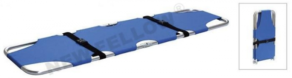 Cheap Patient Transport Stretcher, Wounded Rescue Aluminum Folding Stretcher NF-F3 for sale