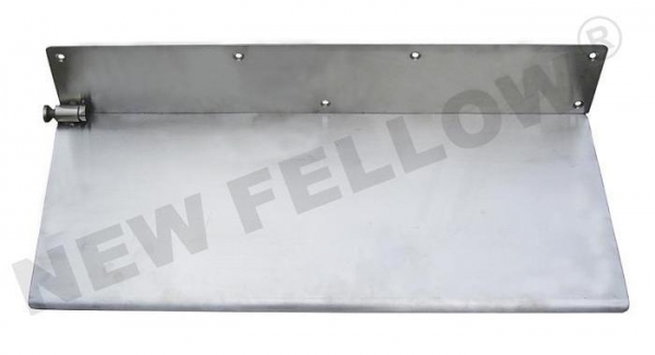Cheap Ambulance stainless steel stretcher flap base NF-D3 for sale