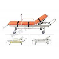 Hospital Emergency Ambulance Stretcher Trolley Aluminum Alloy Automatic Loading Stretcher NF-L2