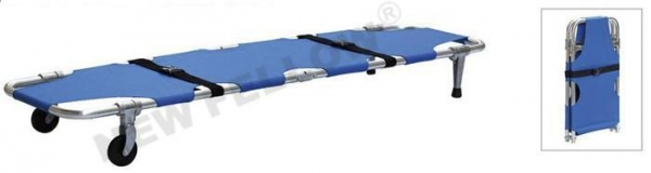 Cheap Portable Aluminum Folding Stretcher, Military Stretcher For Battlefield Rescue NF-F1 for sale