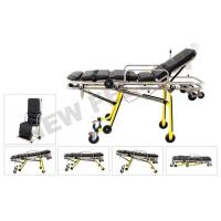 Best Ambulance Stretcher Medical Emergency Rescue Aluminum Alloy Stretcher NF-A10 wholesale