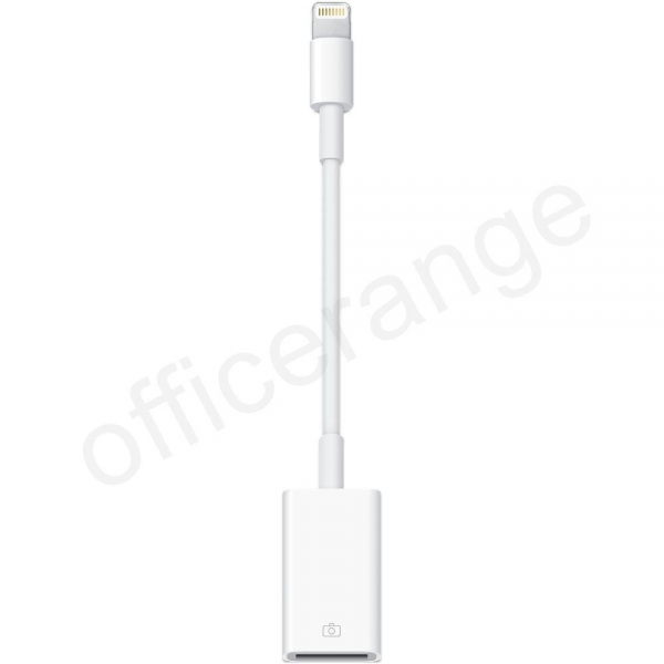 Cheap Apple Lightning to USB Camera Adapter Ref MD821ZM/A for sale