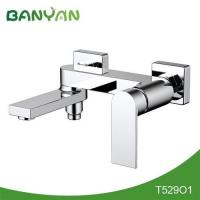 China Single lever bath shower mixer tap on sale