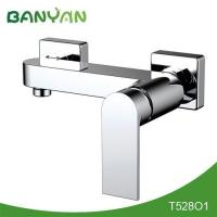 China Wall mounted bath and shower mixer tap on sale