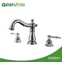 Buy cheap widespread basin faucet from wholesalers