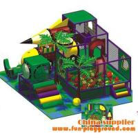 China 2014 best price naughty castle indoor playground on sale