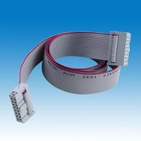 China 2.54 IDC Ribbon cable 16p(Y3) on sale