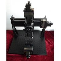 Best 3 Axes Motorized Linear Stage with Gantry and optical plate base wholesale