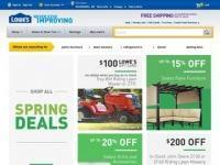 Best Lowes Coupons August 2016 wholesale