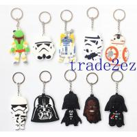 Buy cheap 2016629143121Different Style Star Wars Double sided PVC Keychains from wholesalers