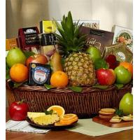 Best Fruit & Cheese Gift Basket NO.3 delivery gift to taiwan wholesale