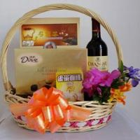 Best New Year gift basket NO.22 delivery gift to taiwan wholesale