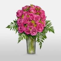 Buy cheap Long Stem Roses NO.24 delivery flower to taiwan from wholesalers