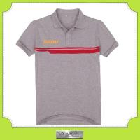 China Design your own brand polo t shirt on sale