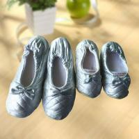 Best Trade assurance chinese satin casual children Parental Shoe wholesale