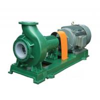 Best IHF series chemical centrifugal pump fluorine plastic alloy wholesale