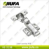 Buy cheap Half-overlay Touch Open Cold-rolled steel Concealed Hinge (Easy Install) HI-3138 from wholesalers