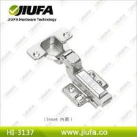 Buy cheap Inset Touch Open Cold-rolled steel Clip On Concealed Hinge( HI-3137) from wholesalers