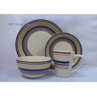 China WSY1134S 16pcs ceramic hand painted dinnerware setWSY1134S) on sale