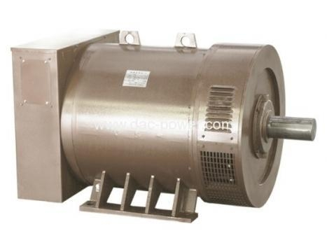 China Alternators DC-GW4-700—2200-6.3KV High Voltage Alternator