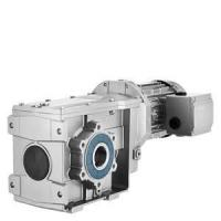 China Bevel Helical Geared Motors on sale