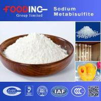 Buy cheap Basic chemical Sodium Metabisulfite E223 from wholesalers