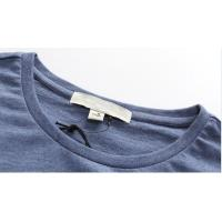 Buy cheap Cotton/Polyester Mens Printed Crewneck T-shirt from wholesalers