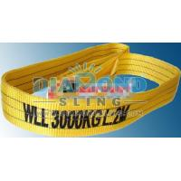 Best WLL 3 Ton, 3000 Kg Webbing Slings wholesale