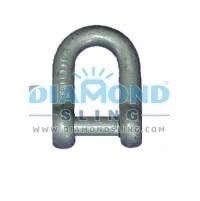China Carver shackle with counter sunk slotted head