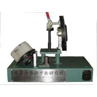 Best Single head warm air machine and electronic fan special dynamic balance machine wholesale