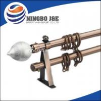 Best New Design Curtain Pole Finial For Curtain Pole wholesale
