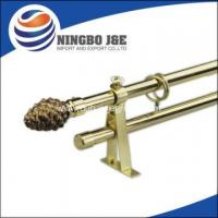 Best Window Curtain Pole With Glass Curtain Pole Finial wholesale