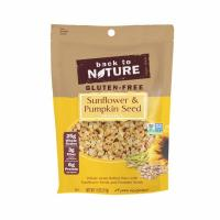 China Whole grain rolled oats with sunflower seeds and pumpkin seeds on sale