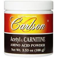 Best Carlson Labs Acetyl L-Carnitine Powder, 100g wholesale