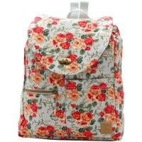 Buy cheap Juniors Vans White Leila Fashion Backpack from wholesalers