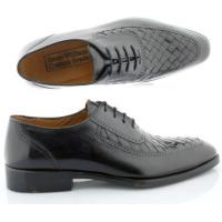 China Oxfords Men Luxury Handmade Shoe (San Diego) on sale