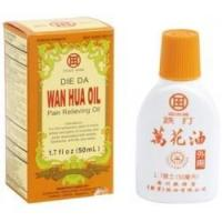 China Die Da Wan Hua Pain Relieving Oil on sale