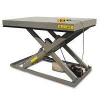 Buy cheap Single shear lift platform from wholesalers