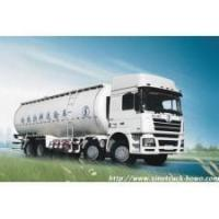 Buy cheap SHACMAN CNG/LNG Bulk cement trucks & Shaanxi CNG/LNG All-terrain Truck from wholesalers