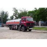 Buy cheap North Benz Special truck ND5311GYY 8*4 cement tanker/bulk cement trucks from wholesalers