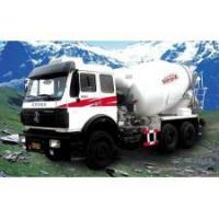 Buy cheap North Benz bulk cement trucks1320 6*4 Special truck Concrete mixing truck from wholesalers